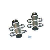 Kit de raccordement pour 3-4x Natte chauffante 8 mm